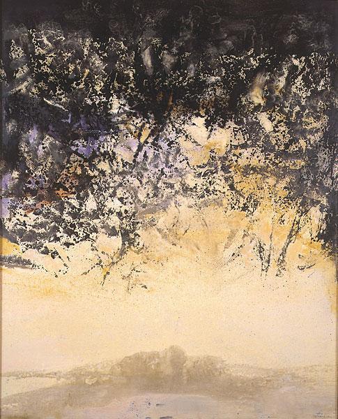 11-11-1996 - Zao Wou-Ki