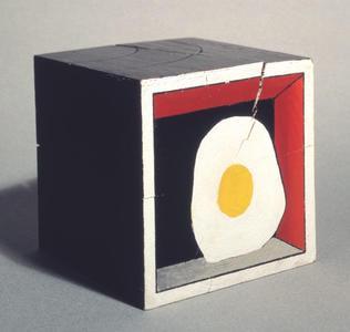 A Historia Dramatica de um Ovo - Objecto - Antonio Areal