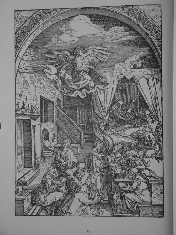 A Life of the Virgin - Albrecht Durer