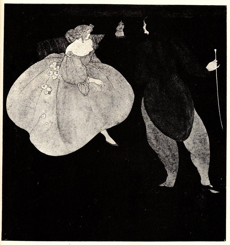 A Nocturne of Chopin - Aubrey Beardsley