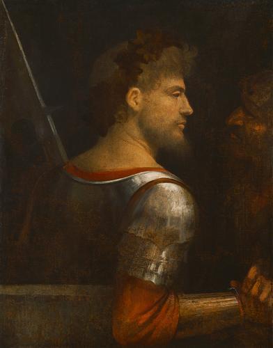 A Soldier - Giorgione