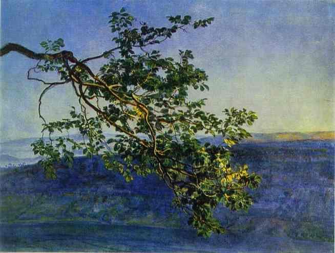 A Tree Branch - Alexander Ivanov