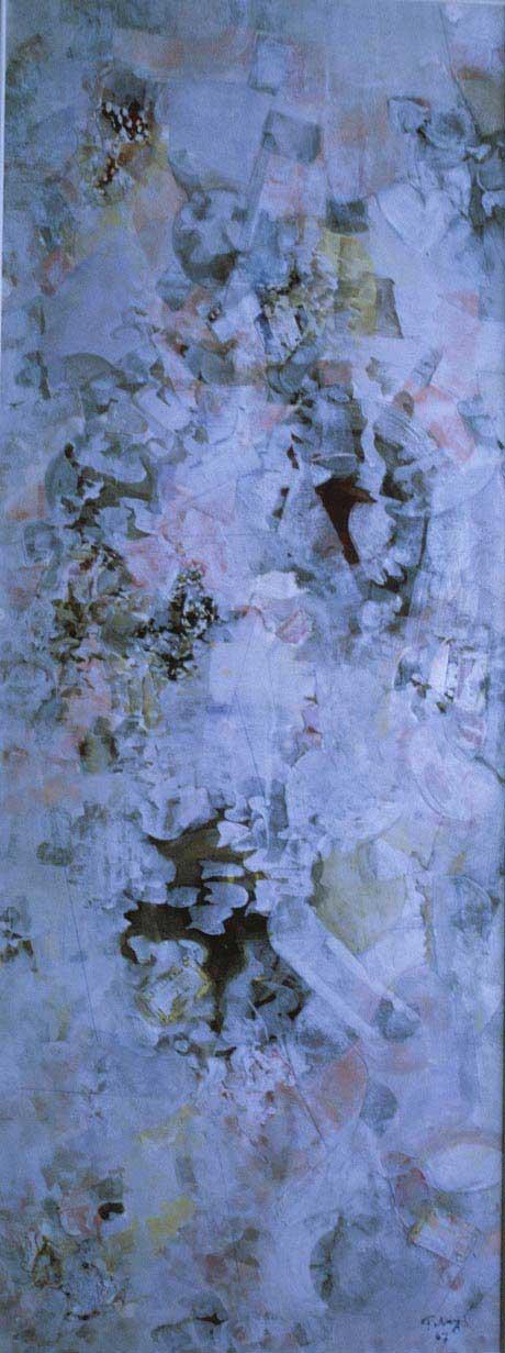 Aerial Centers - Mark Tobey