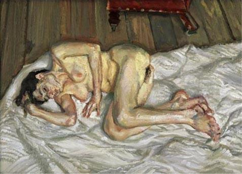 After Breakfast - Lucian Freud