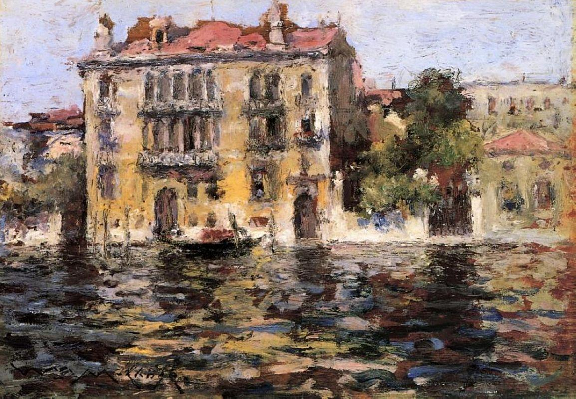 After the Rain - Frits Thaulow