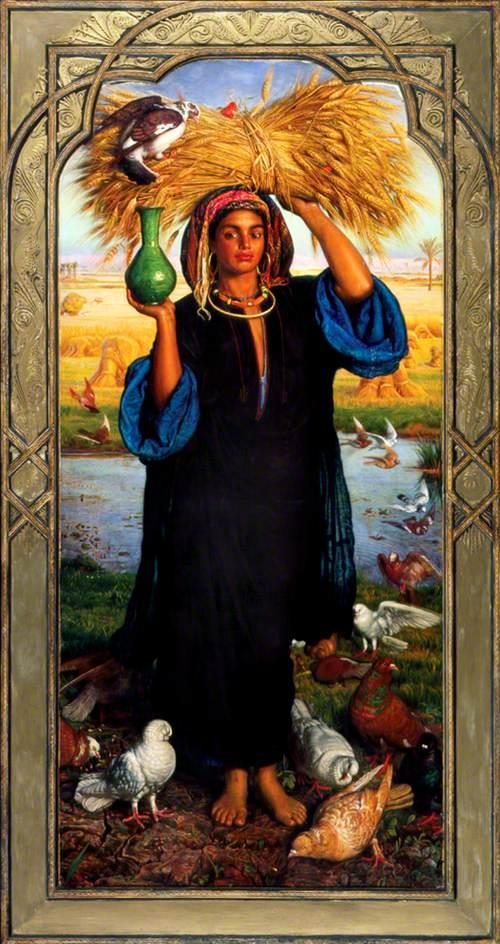 Afterglow in Egypt - William Holman Hunt