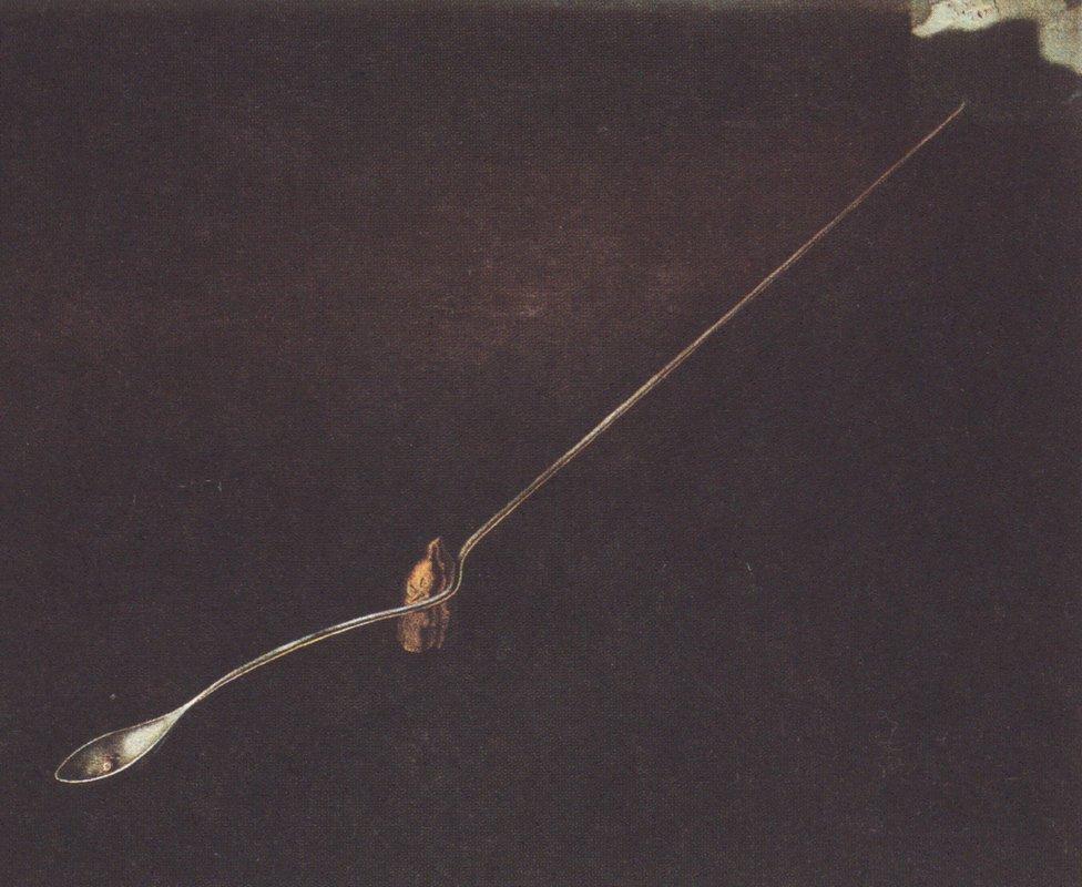 Agnostic Symbol - Salvador Dali