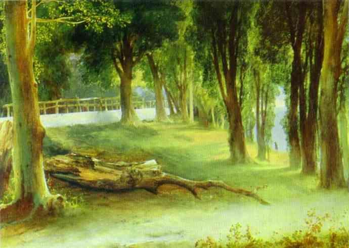 Albano. White Wall - Mikhail Lebedev