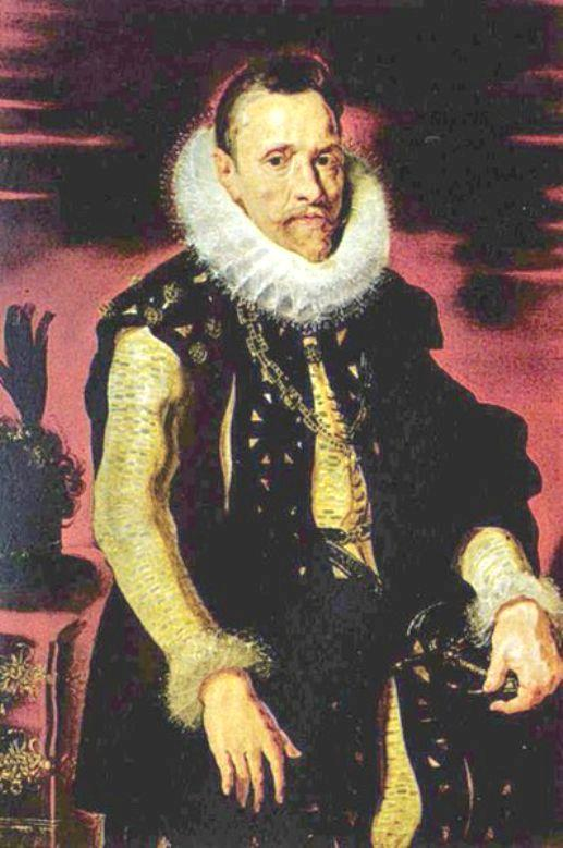 Albert VII, Governor of the Southern Provinces - Peter Paul Rubens