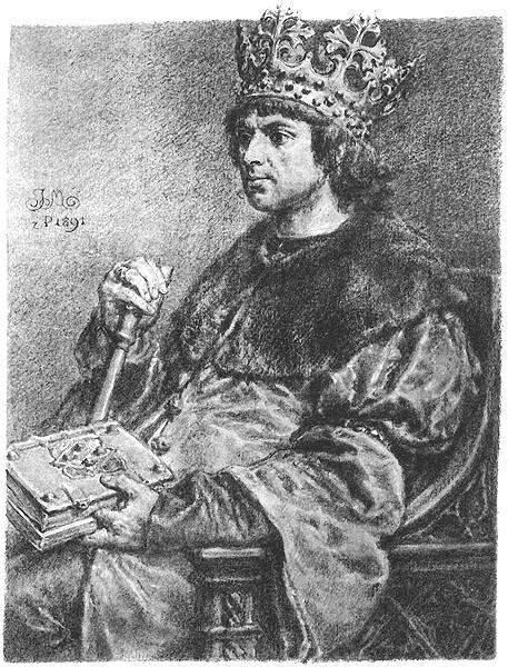 Aleksander Jagiellonczyk - Jan Matejko