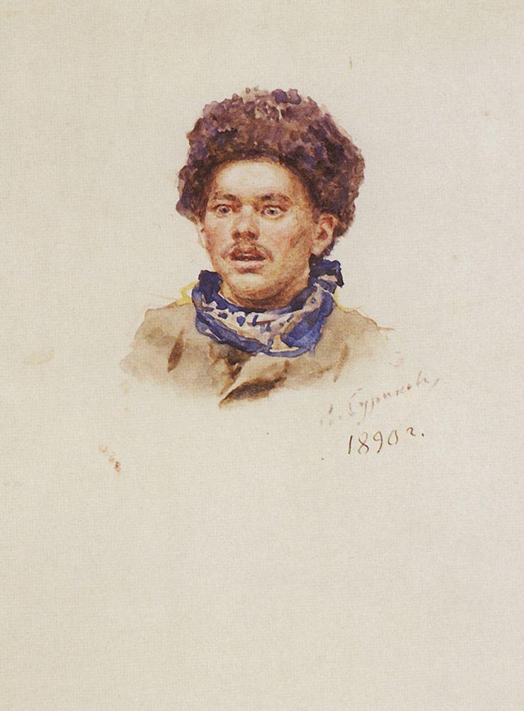 Alexander N. Pestunov - Vasily Surikov