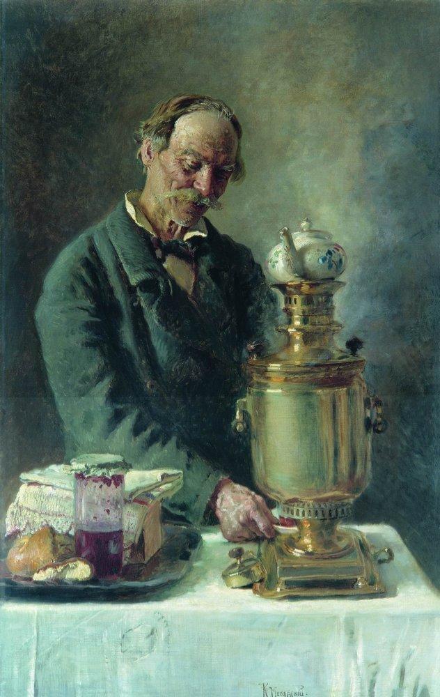 Alexeyich - Konstantin Makovsky