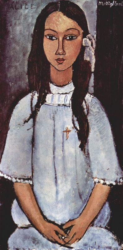 Alice - Amedeo Modigliani