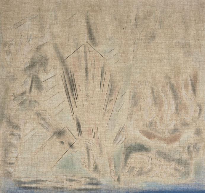 Allegorical Composition - Konstantinos Parthenis