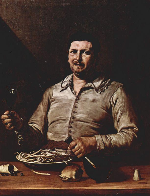 Allegory of Taste - Jusepe de Ribera