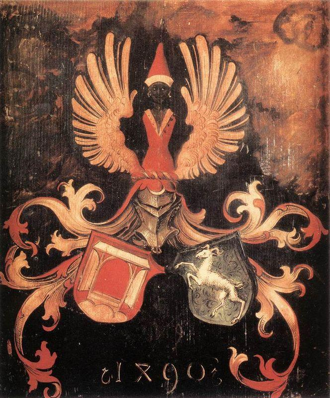 Alliance Coat of Arms - Albrecht Durer