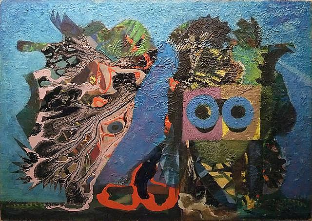 An Exceptional Occurrence - Eileen Agar