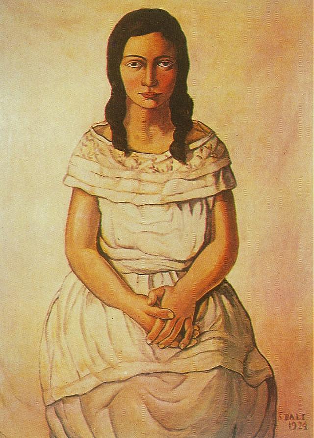 Ana Maria - Salvador Dali