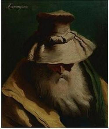 Anaxagoras - Giovanni Battista Tiepolo