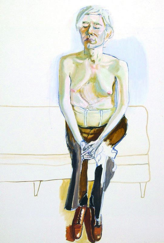 Andy Warhol - Alice Neel