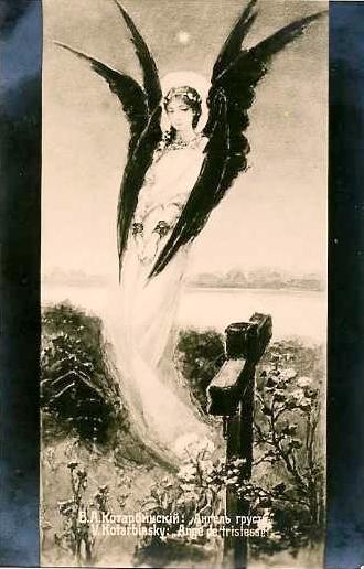 Angel of Sadness - Wilhelm Kotarbinski