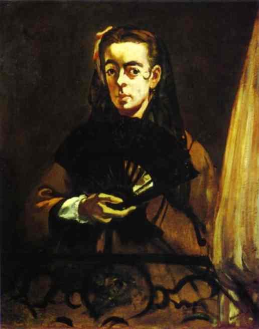 Angelina - Edouard Manet
