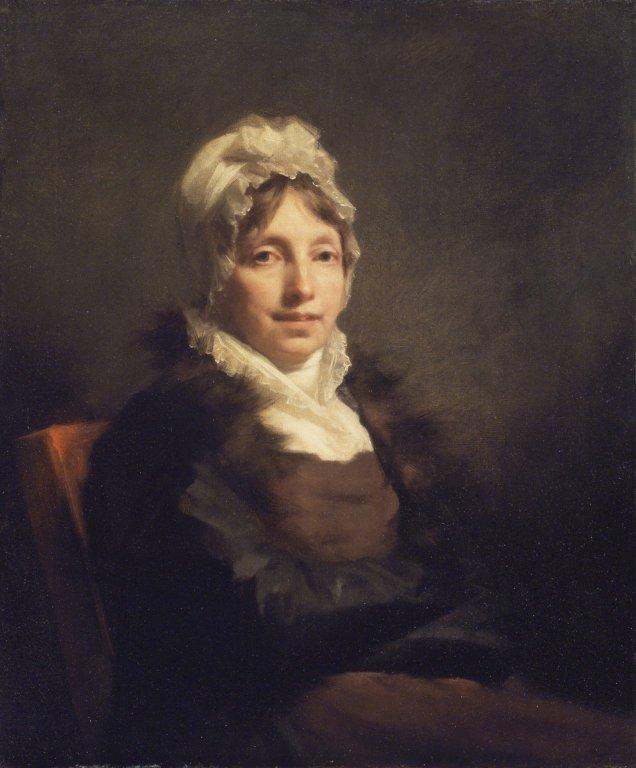 Ann Fraser, Mrs. Alexander Fraser Tytler - Henry Raeburn