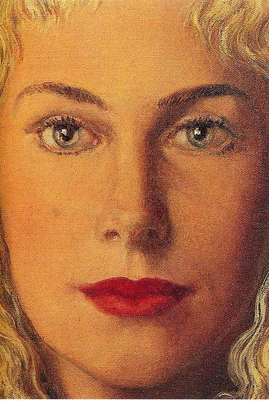 Anne-Marie Crowet - Rene Magritte