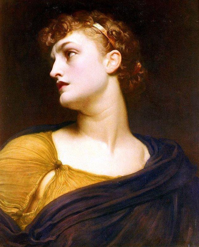 Antigone - Frederic Leighton