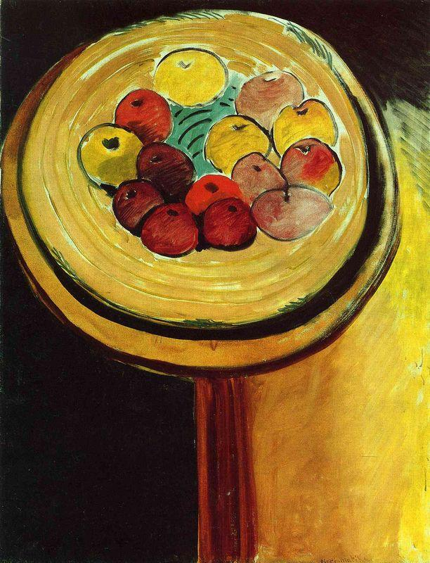 Apples - Henri Matisse