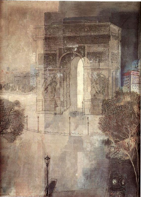 Arc de Triomphe - Jury Annenkov