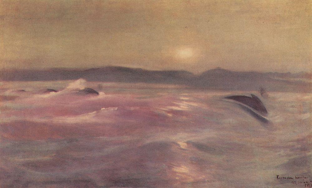 Arctic Ocean  - Konstantin Korovin