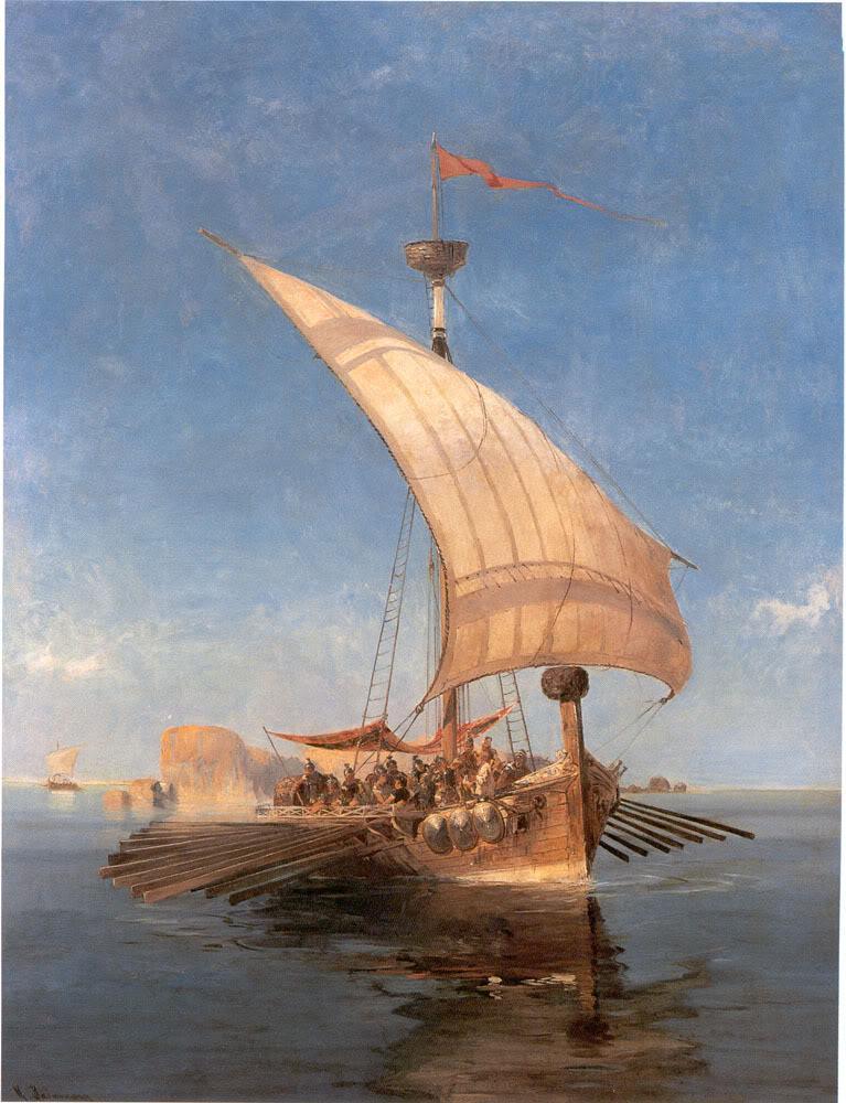Argo - Konstantinos Volanakis