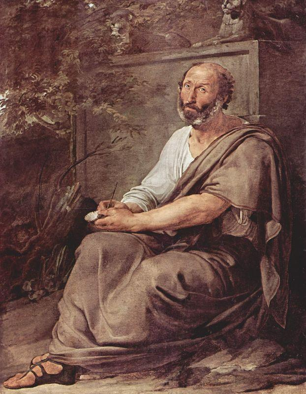 Aristoteles - Francesco Hayez