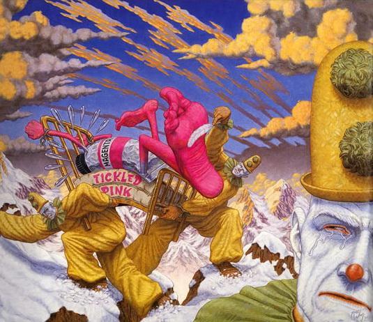 Art's Triumph over Substance - Robert Williams