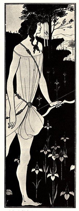 Atalanta in Calydon - Aubrey Beardsley