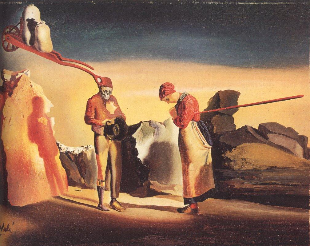Atavism at Twilight - Salvador Dali