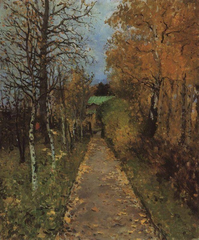 Autumn  - Konstantin Korovin