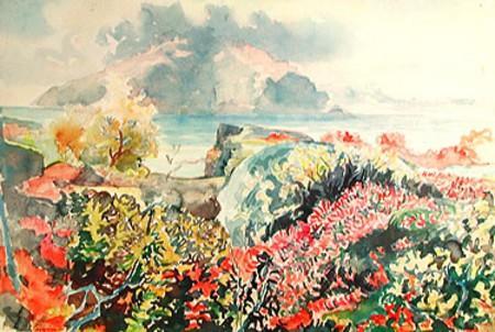 Autumn at Thingvellir - Asgrimur Jonsson
