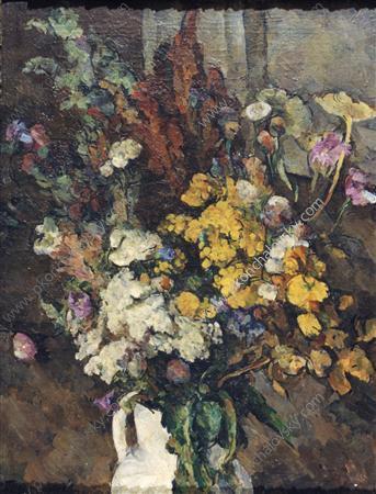 Autumn bouquet - Pyotr Konchalovsky