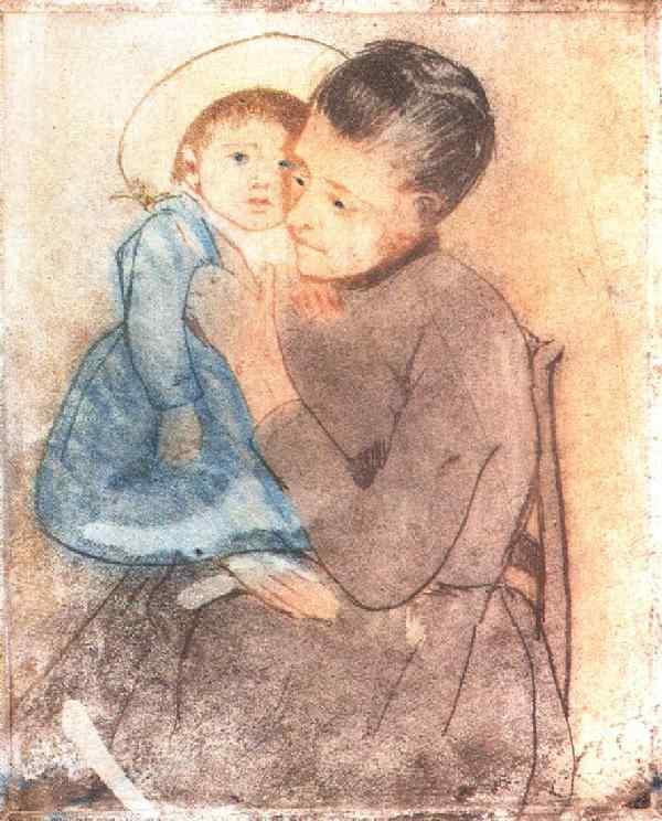 Baby Bill - Mary Cassatt