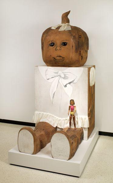 Baby Girl - Marisol Escobar