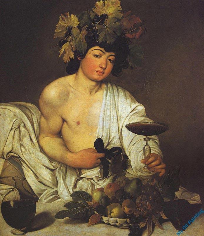 Bacchus - Caravaggio