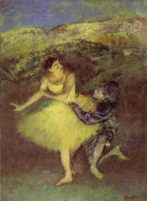 Ballet at the Paris Opera - Edgar Degas