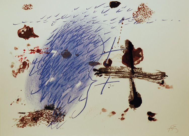 Ban de Loo Cologne - Antoni Tapies