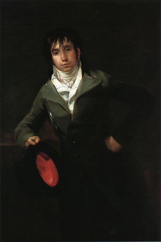 Bartholomew Suerda - Francisco Goya