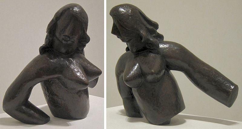Bather (fragment)  - Henri Laurens