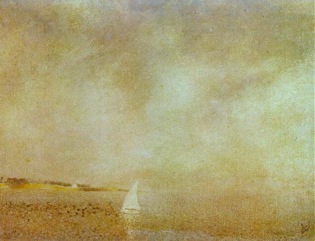 Bay of Cadaques - Salvador Dali