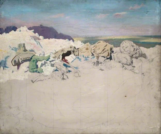 Beaumont Hamel 1920 - William Orpen
