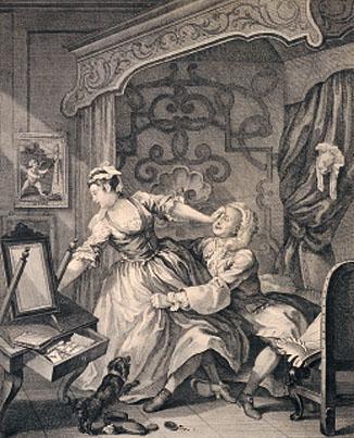 Before  - William Hogarth